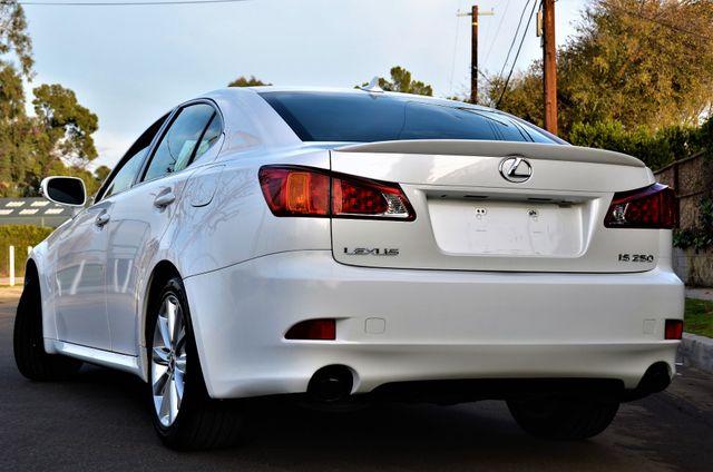 2010 Lexus IS 250 Reseda, CA 22