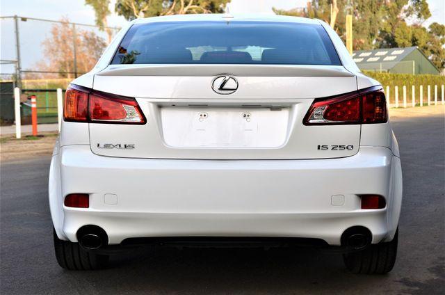 2010 Lexus IS 250 Reseda, CA 23