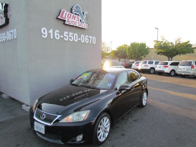 2010 Lexus IS 250 Low Miles in Sacramento, CA 95825