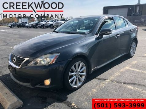 2010 Lexus IS 250 Nav Sunroof Leather Heated Cooled New Tires NICE in Searcy, AR
