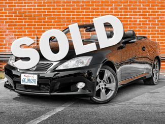 2010 Lexus IS 250C Burbank, CA