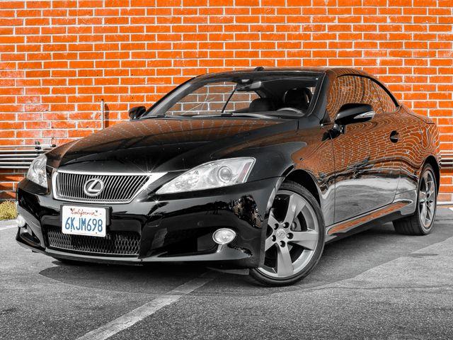 2010 Lexus IS 250C Burbank, CA 1