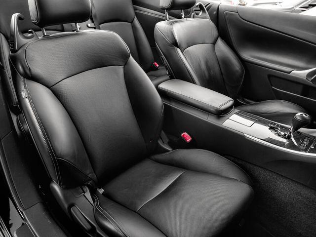 2010 Lexus IS 250C Burbank, CA 14