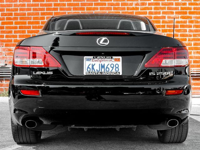 2010 Lexus IS 250C Burbank, CA 4
