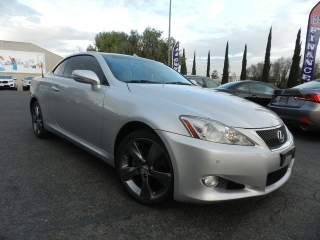 2010 Lexus IS 250C Convertible in Campbell, CA 95008