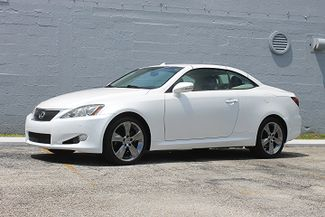 2010 Lexus IS 250C Hollywood, Florida 36