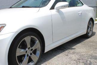 2010 Lexus IS 250C Hollywood, Florida 11