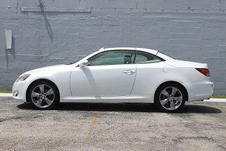2010 Lexus IS 250C Hollywood, Florida 9