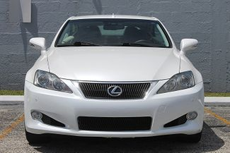 2010 Lexus IS 250C Hollywood, Florida 12