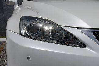2010 Lexus IS 250C Hollywood, Florida 43