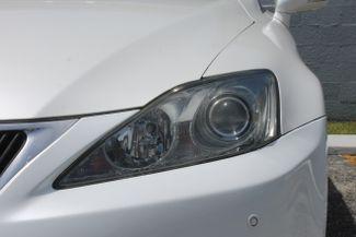 2010 Lexus IS 250C Hollywood, Florida 44
