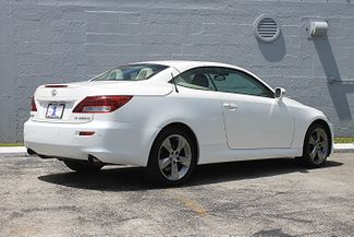 2010 Lexus IS 250C Hollywood, Florida 4