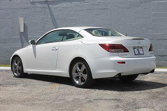 2010 Lexus IS 250C Hollywood, Florida 7