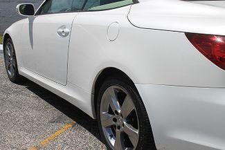 2010 Lexus IS 250C Hollywood, Florida 8