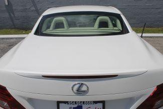 2010 Lexus IS 250C Hollywood, Florida 41