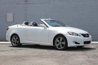 2010 Lexus IS 250C Hollywood, Florida 13