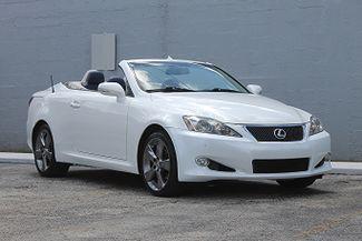 2010 Lexus IS 250C Hollywood, Florida 25
