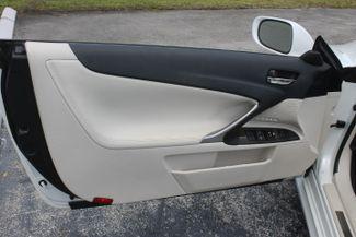 2010 Lexus IS 250C Hollywood, Florida 50