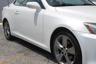 2010 Lexus IS 250C Hollywood, Florida 2