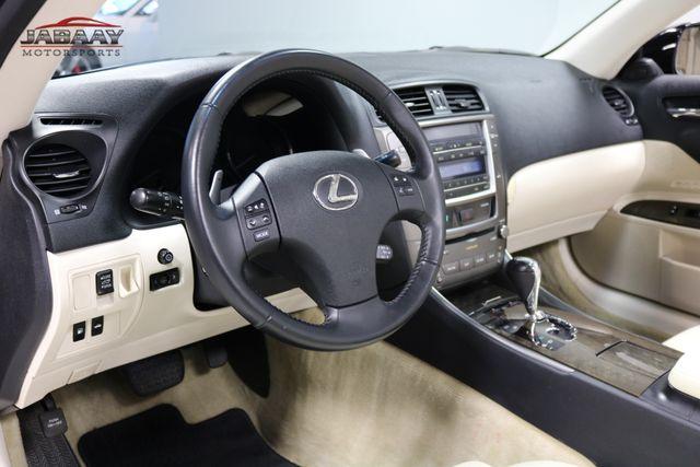 2010 Lexus IS 250C Merrillville, Indiana 9