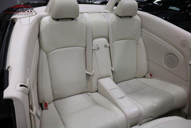 2010 Lexus IS 250C Merrillville, Indiana 13