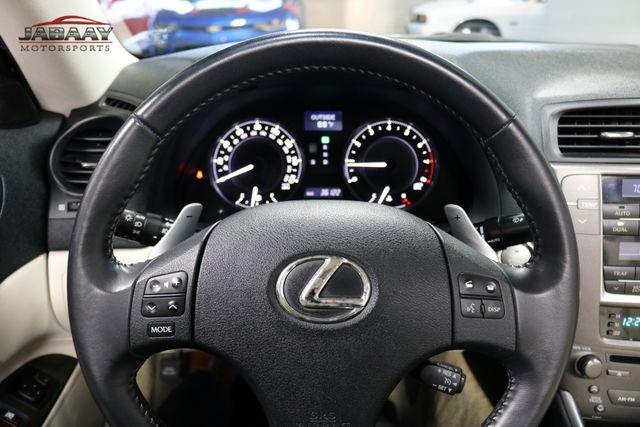 2010 Lexus IS 250C Merrillville, Indiana 17
