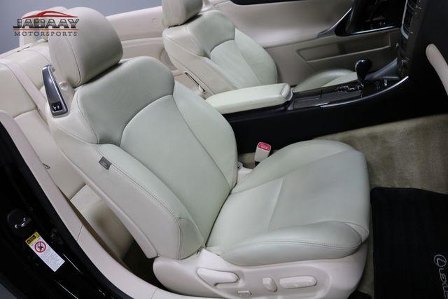 2010 Lexus IS 250C Merrillville, Indiana 14