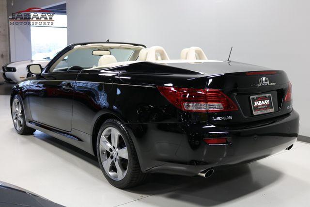 2010 Lexus IS 250C Merrillville, Indiana 2