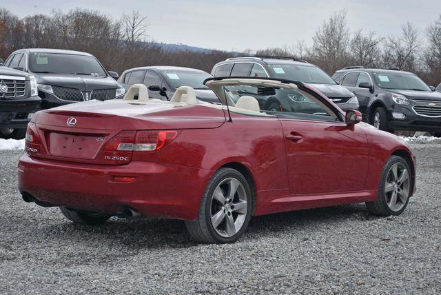 2010 Lexus IS 250C Naugatuck, Connecticut 2