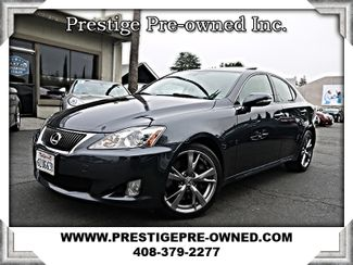 2010 Lexus IS 350 (*NAVIGATION & BACK UP CAM & HEATED/COOLED SEATS*)  in Campbell CA