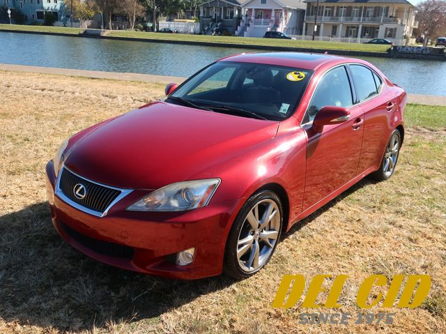 2010 Lexus IS 350 in New Orleans, Louisiana 70119