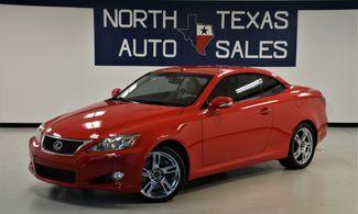 2010 Lexus IS 350C Navigation Hard Top Convertible in Dallas, TX 75247