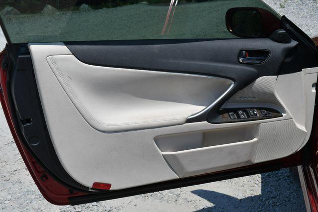2010 Lexus IS 350C Naugatuck, Connecticut 11