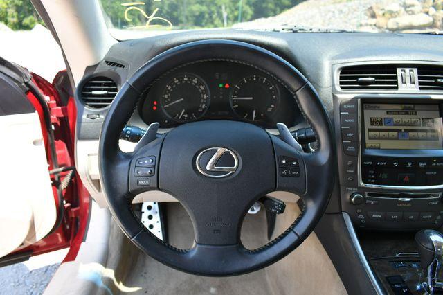 2010 Lexus IS 350C Naugatuck, Connecticut 12