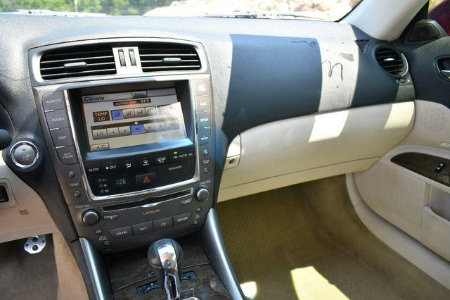 2010 Lexus IS 350C Naugatuck, Connecticut 13
