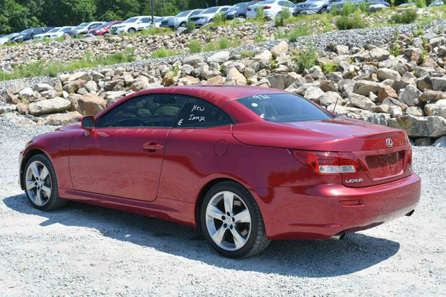 2010 Lexus IS 350C Naugatuck, Connecticut 4