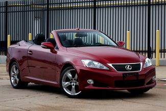 2010 Lexus IS 350C *Navu* BU Cam* Hard Top CV* EZ Finance** | Plano, TX | Carrick's Autos in Plano TX