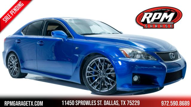 2010 Lexus IS F in Dallas, TX 75229