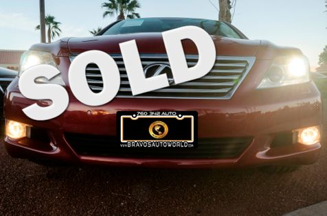 2010 Lexus LS 460  in cathedral city