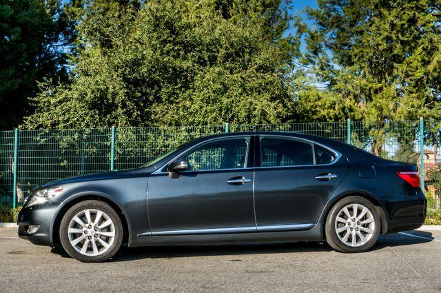 2010 Lexus LS 460 Reseda, CA 4