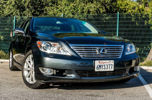 2010 Lexus LS 460 Reseda, CA 45