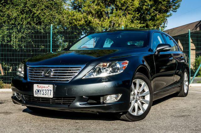 2010 Lexus LS 460 Reseda, CA 43