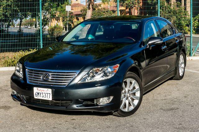 2010 Lexus LS 460 Reseda, CA 44