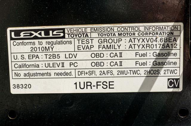 2010 Lexus LS 460 Reseda, CA 41
