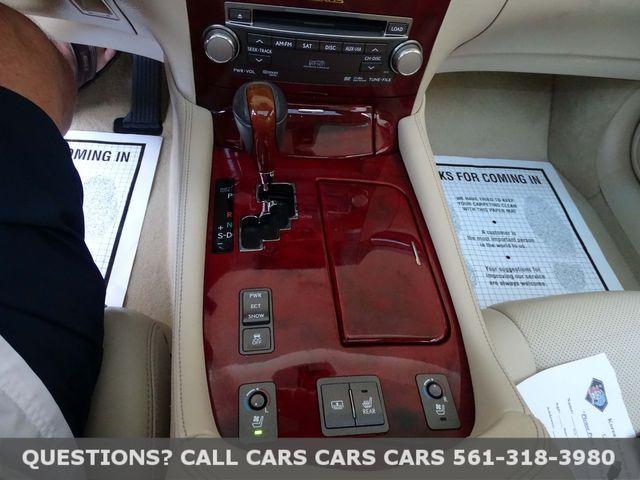 2010 Lexus LS 460 in West Palm Beach, Florida 33411