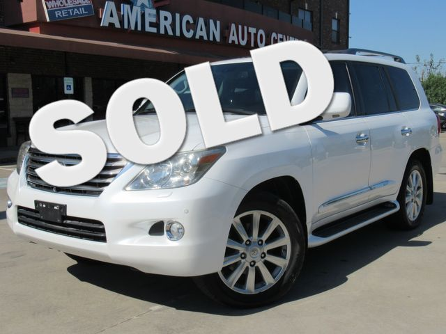 2010 Lexus LX 570  | Houston, TX | American Auto Centers in Houston TX