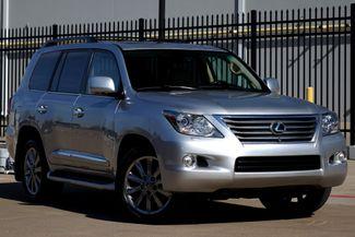 2010 Lexus LX 570 4x4*DVD*BU Cam*Navi*3rd Row*EZ Finance**   Plano, TX   Carrick's Autos in Plano TX
