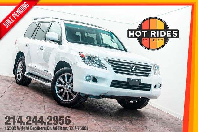 2010 Lexus LX570 in Addison, TX 75001