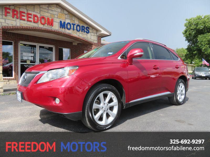 2010 Lexus RX 350 | Abilene, Texas | Freedom Motors In Abilene Texas