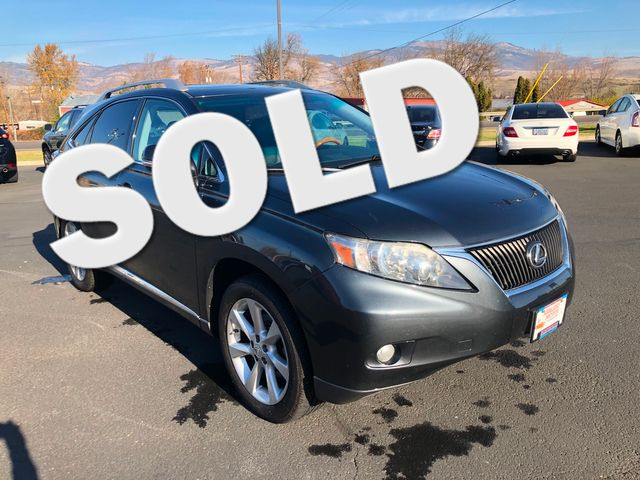2010 Lexus RX 350 AWD in Ashland OR